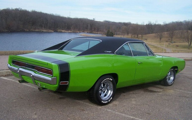 Could a 70 charger ever come in F6 green?
