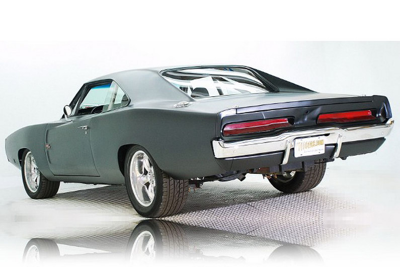 1970 Dodge Charger Registry
